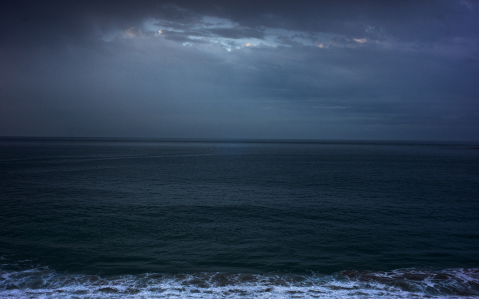 seascape, Petrel Cove