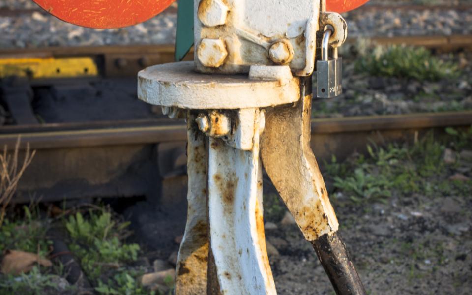 railway signs, Victor Harbor